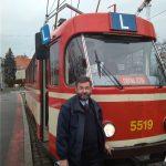 Tramvajové povídání s František Zahnášem