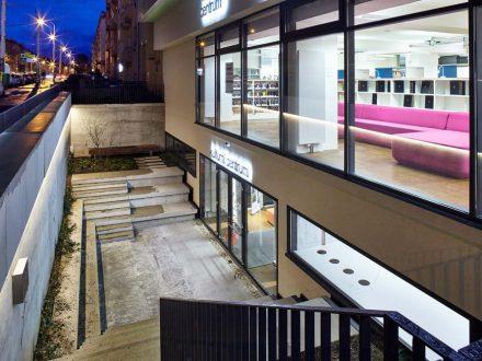 Den architektury – komentovaná prohlídka Vozovny